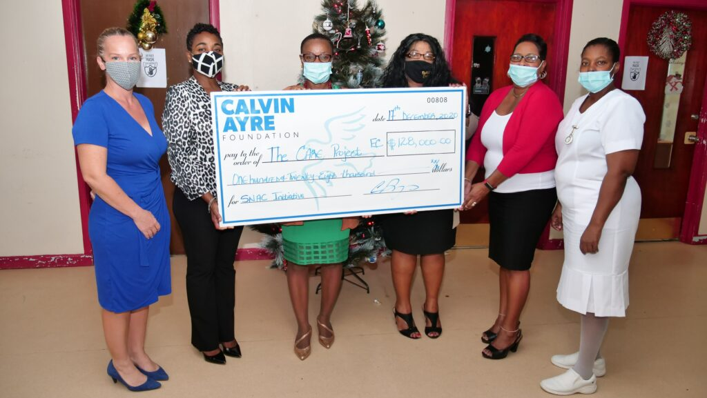 Assistance With Christmas 2021 Increased Financial Assistance For The Differently Abled In 2021 As The Calvin Ayre Foundation Spreads Christmas Cheer Calvin Ayre Foundation